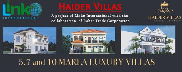 Haider Villas Housing Project